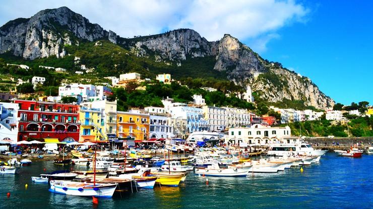 Mieszkańcy Capri narzekają na swój los i chcą przyznania wyspie statusu pokrzywdzonej