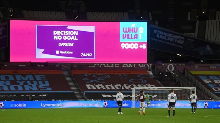 Będzie ważna zmiana w piłce nożnej? FIFA chce poprawić przepis dotyczący spalonego