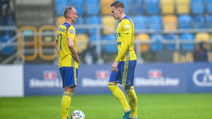 Trener Arki Gdynia: Widać, że piłkarze odżyli