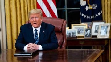 Trump zawiesza podróże z Europy do USA