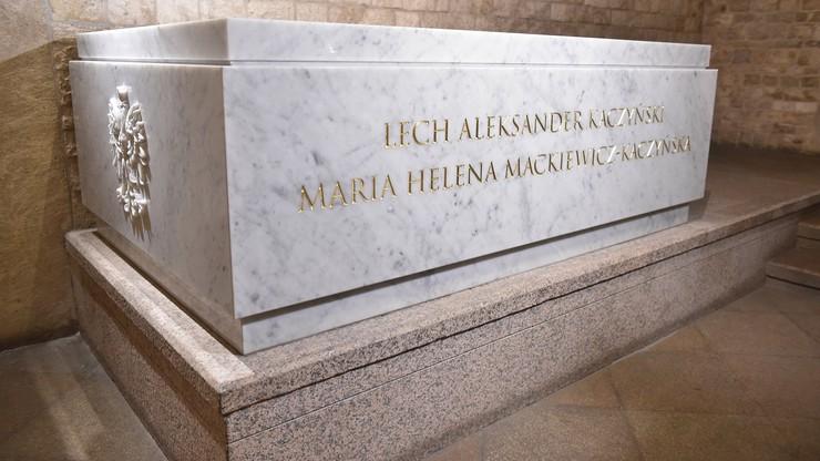 Nowy sarkofag gotowy. Dziś ponowny pochówek pary prezydenckiej