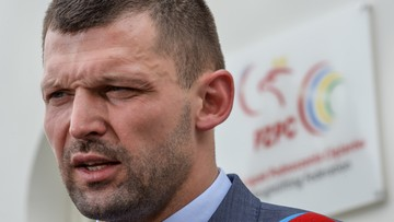 Szymon Kołecki złożył rezygnację z funkcji prezesa PZPC