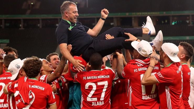 Hansi Flick chwali Roberta Lewandowskiego. 13 dni wolnego piłkarzy Bayernu