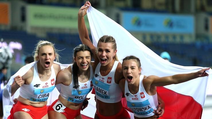 MŚ w sztafetach: Pięć medali dla Polski, w tym dwa złote