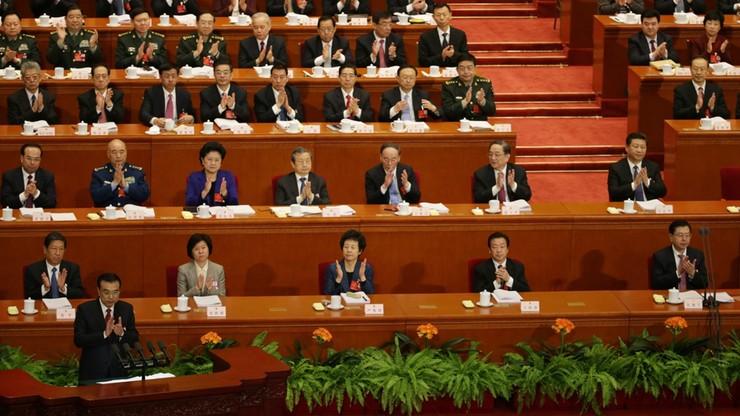 Sesja parlamentu w Chinach. Premier przedstawił nową pięciolatkę