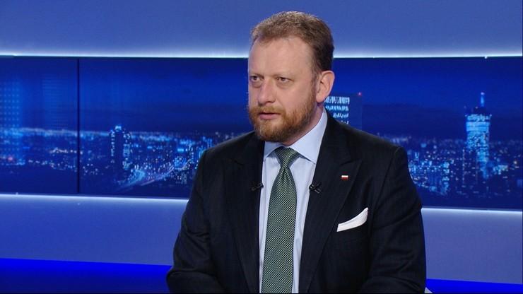 Wybory prezydenckie. Szumowski poda rekomendacje ws. głosowania korespondencyjnego