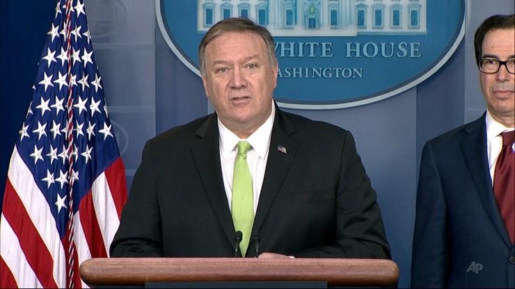 USA nakładają nowe sankcje na Iran