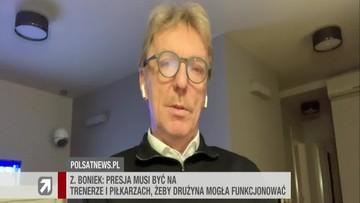 Zbigniew Boniek: Paulo Sousa zarobi trochę więcej niż poprzedni selekcjoner
