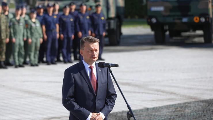 MON: zmiany w budżecie Pentagonu nie wpłyną na polsko-amerykańską współpracę