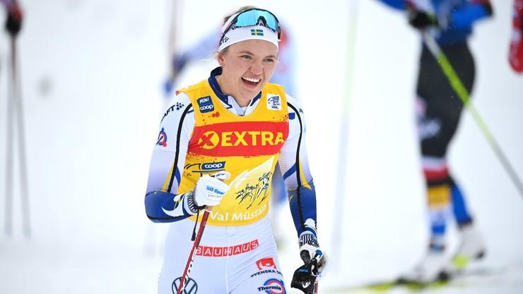 Tour de Ski: Svahn wygrała bieg na 10 km, 29. miejsce Marcisz