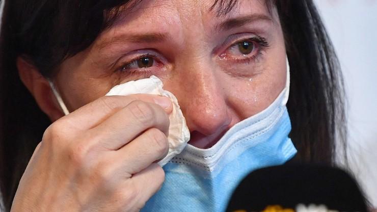 Matka Ramana Pratasiewicza: błagam, pomóżcie uwolnić mojego syna