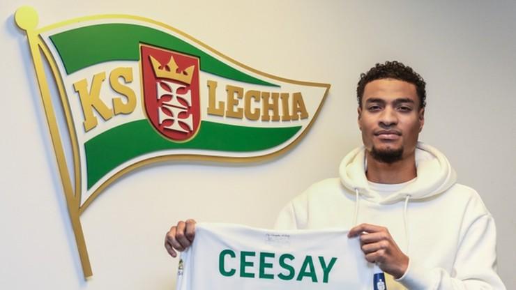 Joseph Ceesay nowym piłkarzem Lechii Gdańsk