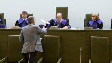 """Sąd Najwyższy zdecydował ws. """"ustawy dezubekizacyjnej"""""""