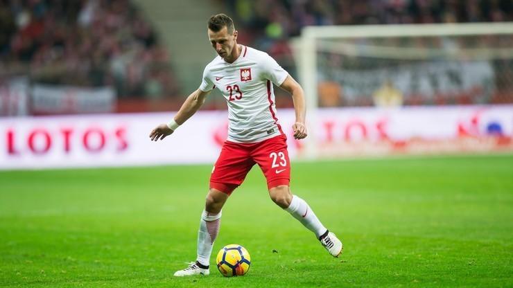 Kolejne dwa gole reprezentanta Polski