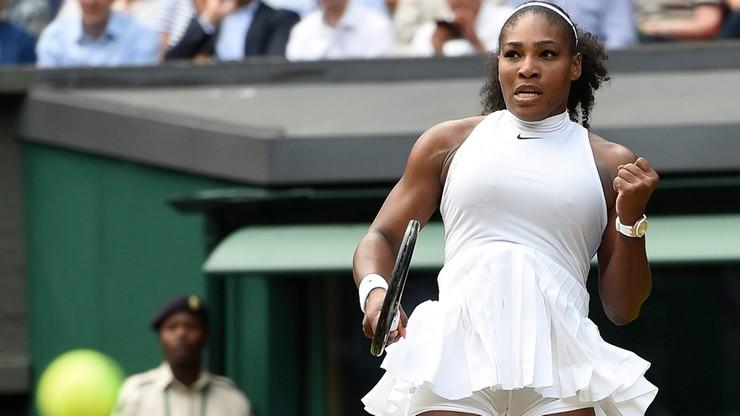 Wimbledon: Dziesiąty półfinał Sereny Williams