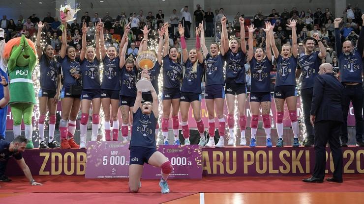 Losowanie 1/8 finału TAURON Pucharu Polski Kobiet w Magazynie #7Strefa. Transmisja w Polsacie Sport