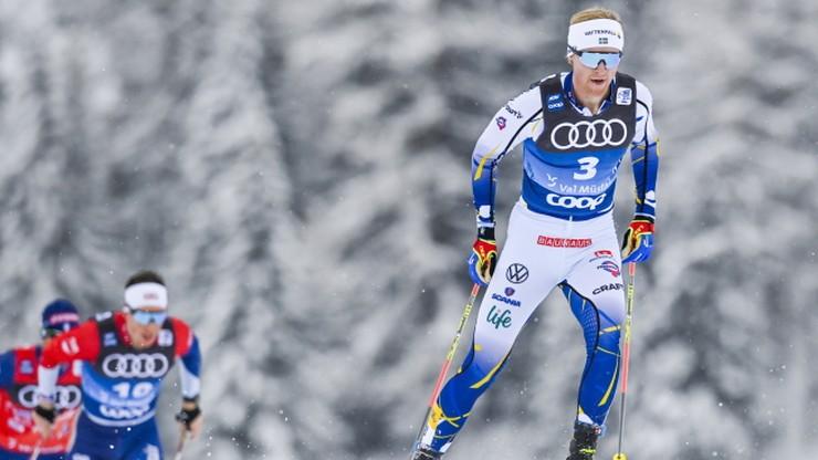 Tour de Ski: Szwedzkie zwycięstwa w sprincie w Val di Fiemme