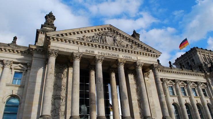 Niemiecki rząd krytykuje rosyjski pomysł użycia do ćwiczeń makiety Reichstagu