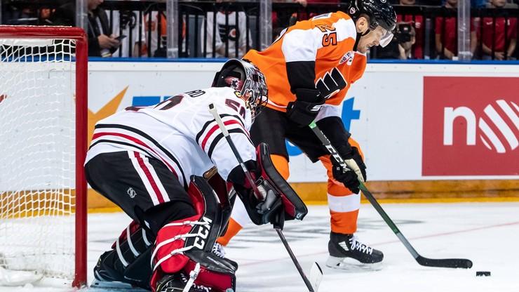NHL: Udana pogoń Philadelphia Flyers. Calgary Flames wygrali i... zwolnili trenera