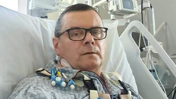 Poseł przeszedł operację. Apeluje do Polaków