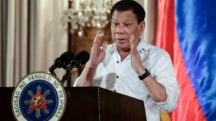 """""""Widziałem Amerykę, jest nędzna"""". Prezydent Filipin zarzeka się, że nie odwiedzi USA"""