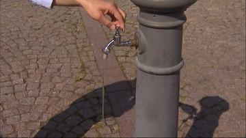 Upał nie odpuszcza, a w Skierniewicach problemy z wodą w kranie
