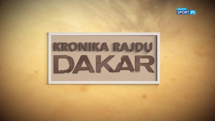 Kronika Rajdu Dakar - podsumowanie 11. etapu