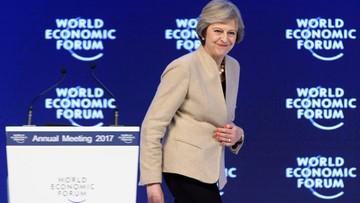 """Theresa May chce """"ubić interes"""" z Donaldem Trumpem. Spotkanie brytyjsko-amerykańskie w piatek"""