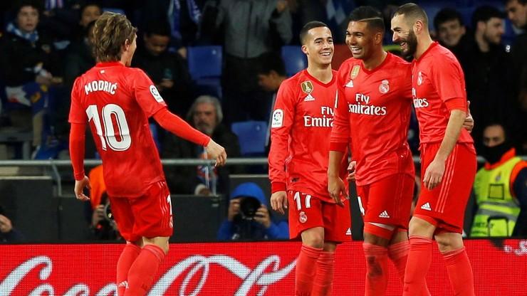 Pewna wygrana Realu Madryt w Barcelonie. Dublet Benzemy i udany powrót Bale'a