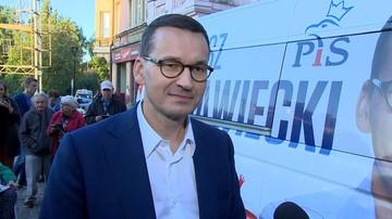 """Morawiecki dla Polsat News: """"Pensje Polaków muszą być na jak najwyższym poziomie"""""""