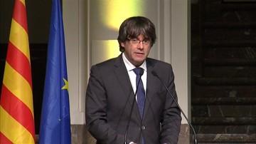 Belgijski prokurator żąda wykonania ENA wobec Puigdemonta