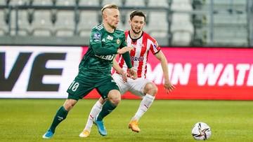 PKO BP Ekstraklasa: Remis w starciu Cracovii ze Śląskiem Wrocław