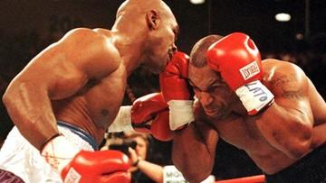Holyfield do Tysona: 25 milionów to za mało?!