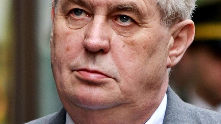 Za wybuchem we Vrbieticach w 2014 r. stali rosyjscy agenci? Prezydent Czech chce wyjaśnienia sprawy