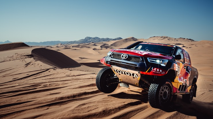 Rajd Dakar: Świetny dzień Jakuba Przygońskiego. Awans w klasyfikacji generalnej