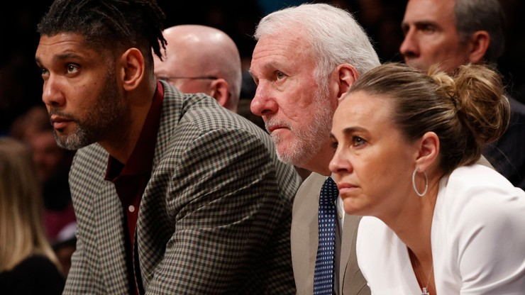 NBA: Tim Duncan zrezygnował z funkcji asystenta w San Antonio Spurs