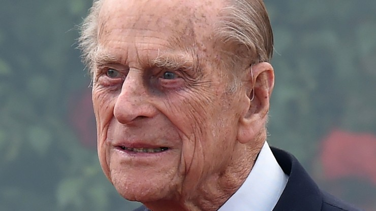 Książę Filip, mąż królowej Elżbiety, miał wypadek samochodowy