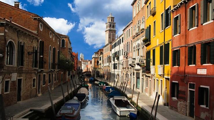 Wenecja szykuje się na majowy napływ turystów. Zamknięte niektóre rejony, ograniczony ruch