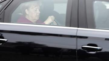 Angela Merkel chce pozostać szefową rządu tylko do końca kadencji parlamentu