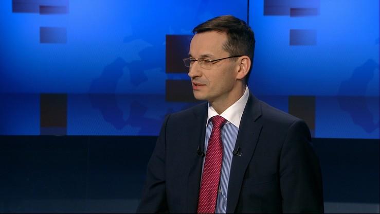 Morawiecki o 500+: pomysły opozycji urągają matematyce