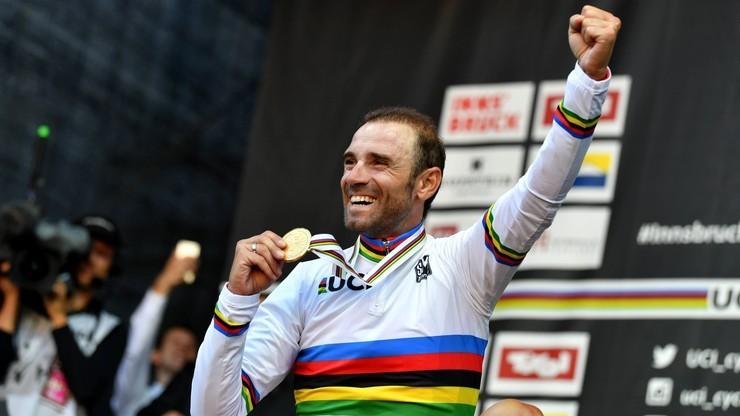 UAE Tour: Valverde zwycięzcą trzeciego etapu