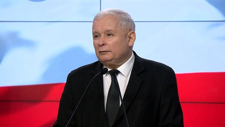 """Kaczyński o """"prezydenckim"""" referendum ws. konstytucji: PiS nie jest nastawione entuzjastycznie"""
