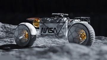 Poznajcie Tardigrade, pierwszy księżycowy motocykl [WIDEO]