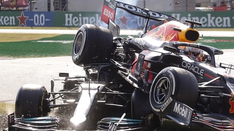 """Hamilton mógł zginąć podczas GP Włoch?! """"Oszukał śmierć"""""""