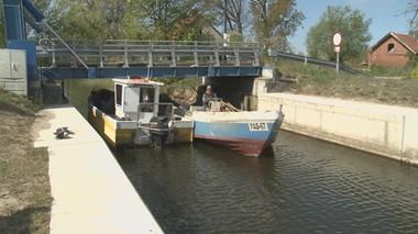 Zwodzony most, który się nie podnosi