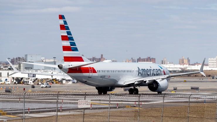 Prezydent Trump zarządził uziemienie Boeingów 737 MAX