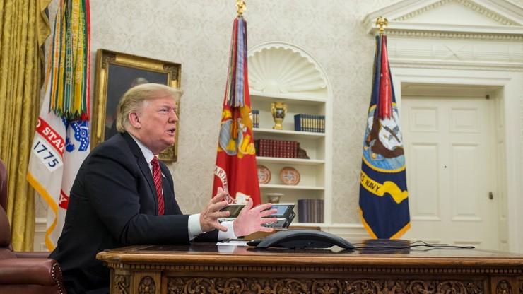 Trump zapowiada zaprzestanie pomocy dla Salwadoru, Gwatemali i Hondurasu