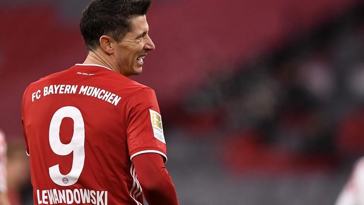 """Robert Lewandowski pokazał dwa oblicza. """"Zaczął tak, jakby nadal był w łóżku"""""""