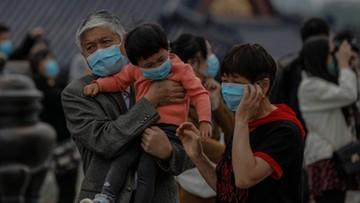 Raport wywiadów: Chiny ukrywały prawdę o epidemii