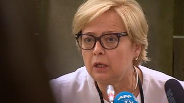 Gersdorf: będę pierwszym prezesem Sądu Najwyższego na uchodźstwie